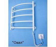 Електричний полотенцесушитель Овал