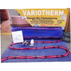 Универсальная система обогрева Jolly Vario-Therm