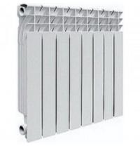 Биметаллический радиатор ALLTERMO Super биметалл 500/100