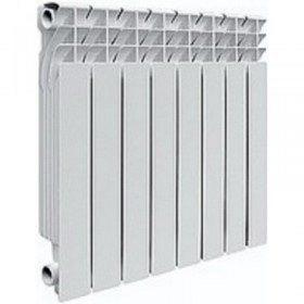Біметалічний радіатор ALLTERMO Super біметал 500/100