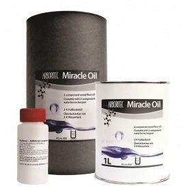 Двухкомпонентное масло Arboritec Miracle Oill 1 л