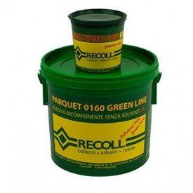 Клей для паркета RECOLL PARQUET 0160 ECO GREEN LINE