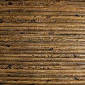 Самоклеющаяся декоративная 3D панель бамбук дерево 700x700x8 мм