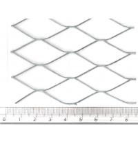 Сетка просечно-вытяжная 17х40х0.5х0.5 оцинкованная