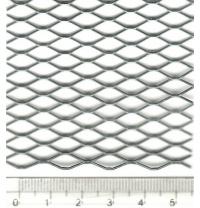 Сетка просечно-вытяжная 3.2х13.4х0.8х0.5 оцинкованная