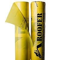 Пароизоляционная пленка армированная BudMonster 75 г/м2 1,5х50 м белая