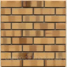 Клинкерный кирпич MUHR 06 S Светло-коричневый пестрый специал