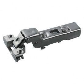 Петля Intermat 9936, полунакладная, для алюминиевого профиля, 1064105, Hettich