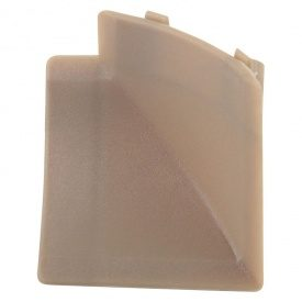 Бортик узкий Thermoplast внутренний угол марс 156