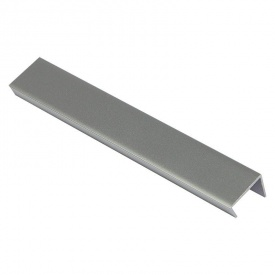 Заглушка к цоколю 100 мм серебро 820 Thermoplast