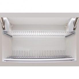 Сушка с рамой для посуды (комплект) 900мм VIBO (ESV90VPRRCP)
