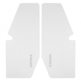 Комплект білих заглушок для FREE SWING Hafele