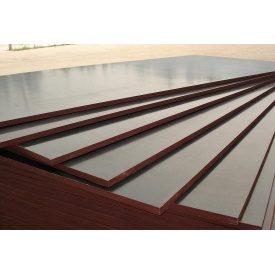 Ламинированая фсф фанера водостойкая ОДЕК 2500x1250x18 мм гладкая/гладкая гл/гл для опалубки