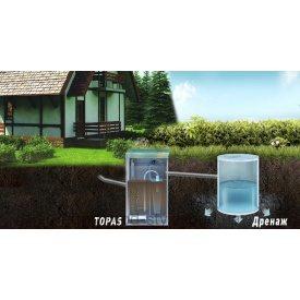 Станція очищення стічних вод TOPAS Класик 15