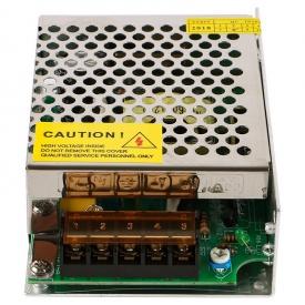 Блок живлення для LED 60W 12V IP20 метал корпус