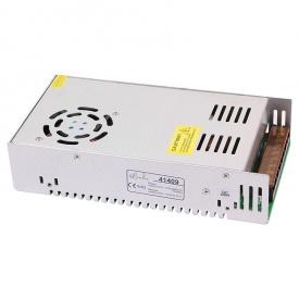 Блок живлення для LED 400W 12V IP20 метал корпус