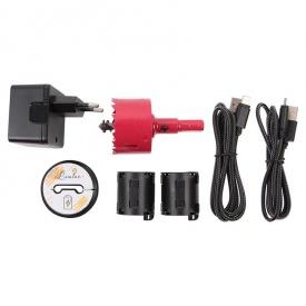 Зарядна станція для мобільних пристроїв DY-01-M micro USB/IMF Lighting 2х5В 1А DC