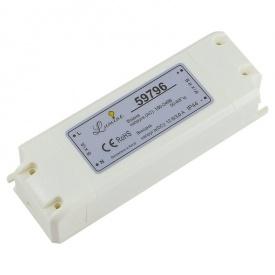 Блок живлення 36W 12V IP44 білий пластик