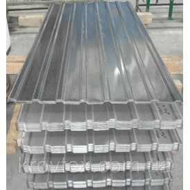 Металлопрофиль ПК-10 цинк 0,4