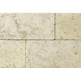 Облицовочный камень Травертин классический 405х205х11 мм