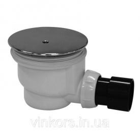 Сифон Volle (10-22-drain) Ø 90 для мелкого поддона 5 см c прямым выпуском