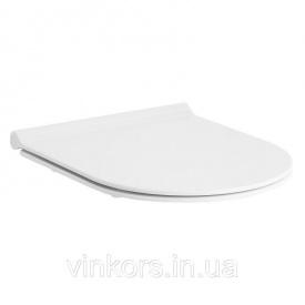 Сиденье с крышкой для унитаза VOLLE NEMO (13-17-095) Slim