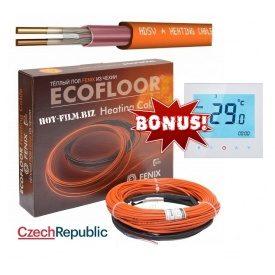 Тепла підлога кабельний Fenix 149,6 м 14,4-20,2 м2 2600 Вт