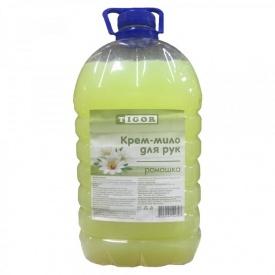 Крем-мыло для рук Tigor Ромашка 5 кг