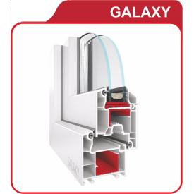 Оконный профиль WDS GALAXY 3 камеры 60 мм