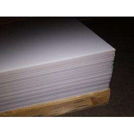 Акрил екструзійний листовий пластик 3х2050х3050 мм прозорий