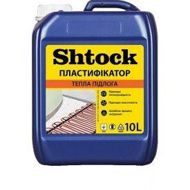 Shtock Пластификатор Теплый пол 10 л