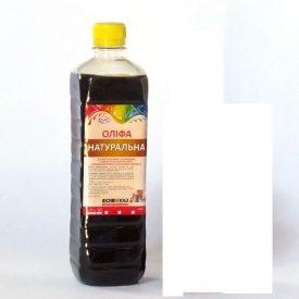Олифа натуральная 0,4 л Колис