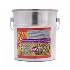 Защитное покрытие с эффектом мокрого камня для полов SIKAGARD-610 WS FLOOR