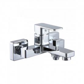 BILOVEC смеситель для ванны хром 35 мм 10255