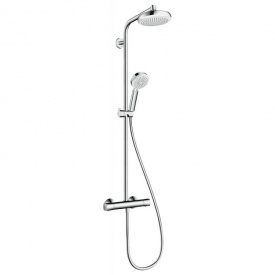 HANSGROHE Crometta 160 Showerpipe Душевая система с термостатом 27264400