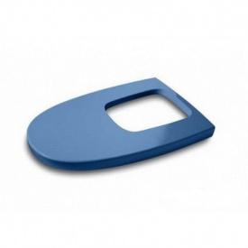 ROCA KHROMA сиденье на биде синее A806652F4T