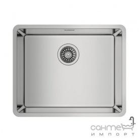 Кухонная мойка Teka Be Linea RS15 50.40 нержавеющая сталь