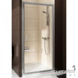 Душевая дверь Ravak Blix BLDP2-120 полир. алюминий/прозрачное 0PVG0C00Z1