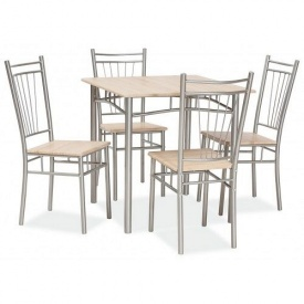 Обеденный комплект Signal Fit стол + 4 стула