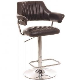 Барный стул Vetro Mebel B-90 Коричневый