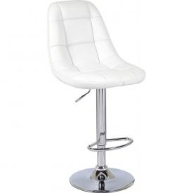 Барный стул Vetro Mebel B-45 Белый