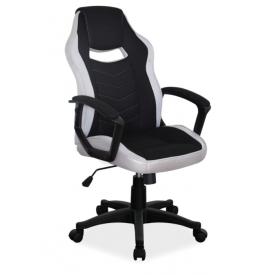Офісне крісло Signal Camaro Сірий Чорний