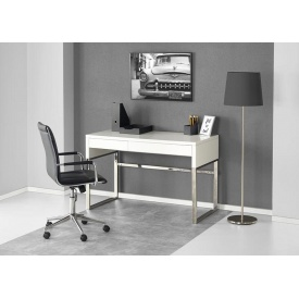 Компьютерный стол Halmar B-32 Белый
