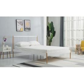 Кровать Halmar Lemi Белый