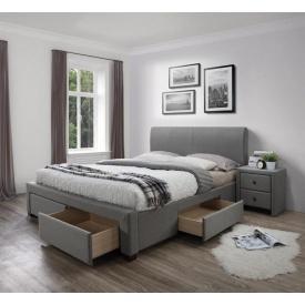 Кровать Halmar Modena Серый