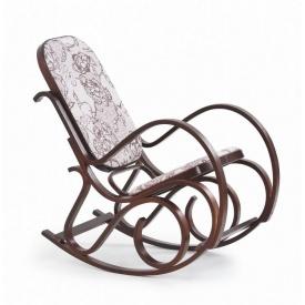 Кресло-качалка Halmar MAX II Орех