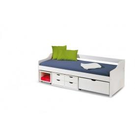 Кровать Halmar Floro 2 Белый