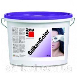 Силиконовая краска BAUMIT SILIKON COLOR 22,4 кг 14 л
