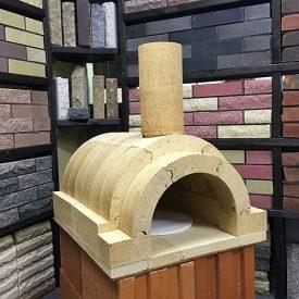 Піч на дровах для піци GIRtex MAESTRO 1 комплект