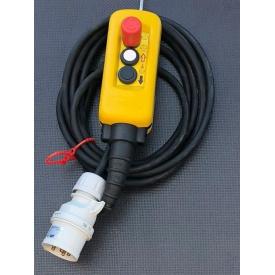 Ручное управление с кнопкой аварийного отключения GЕDA кабель 50 м